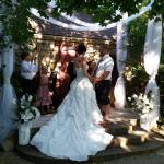 Niagara Falls Wedding - Rose Garden Chapel