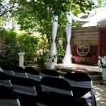 Niagara Falls Wedding - Rose Garden Chapel - seating up to 24 of your Wedding Guests.