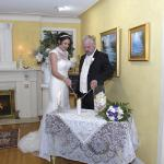 Unity Candlelighting ceremony Niagara Falls Wedding Chapel on the Lane. www.niagaraweddingchapel.com 800.393.7270